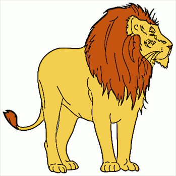 Free lions clipart free clipart graphics images and photos