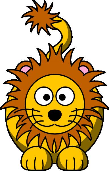 Lion clip art clipart