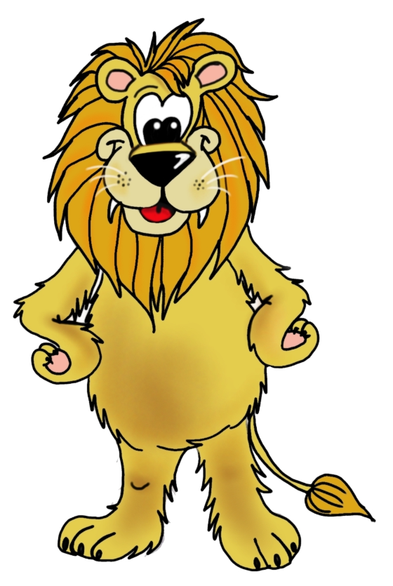 Lion clipart free clipart 2