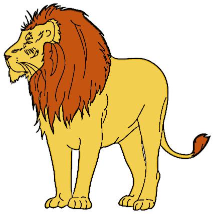 Lion clipart free clipart