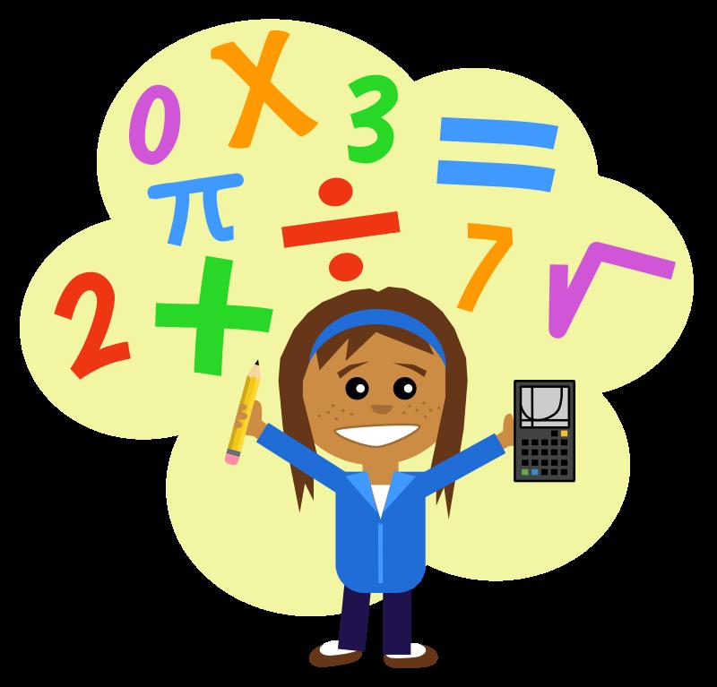 Math girl