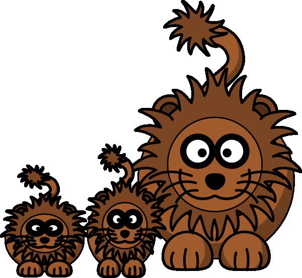 Mom lion clip art clip art vector clip art online royalty free