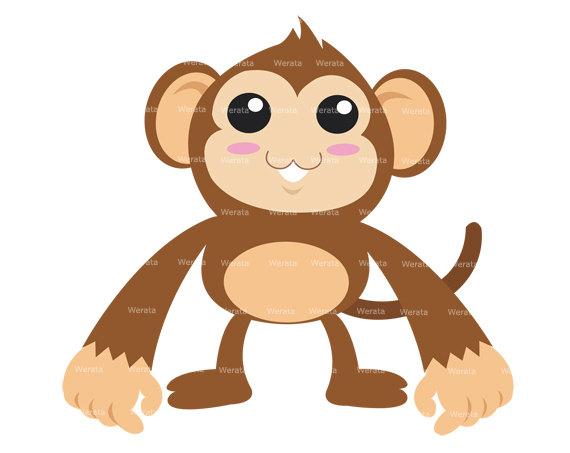 Monkey clipart mod monkey clipart monkey clip art by werata 2