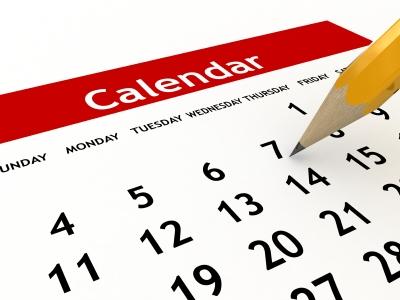 Calendar clip art free calendar