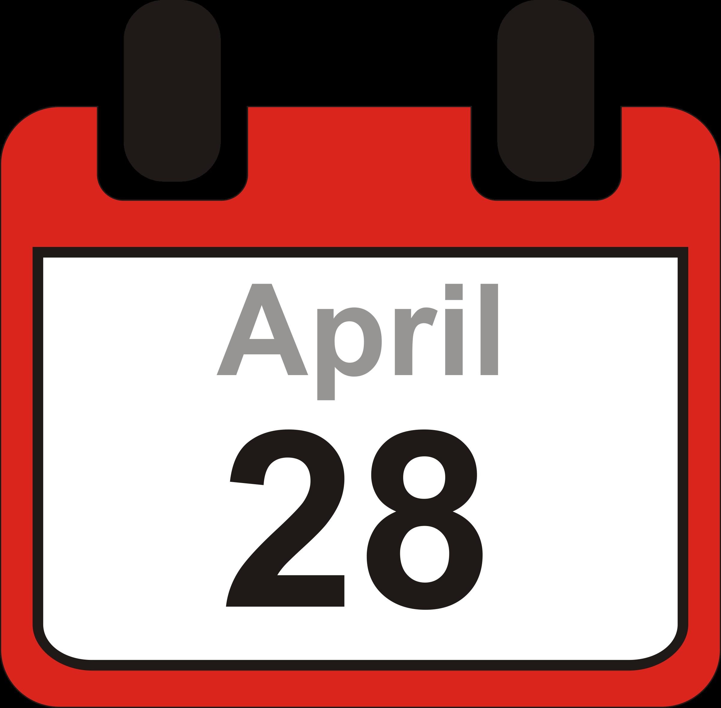 Clipart calendar