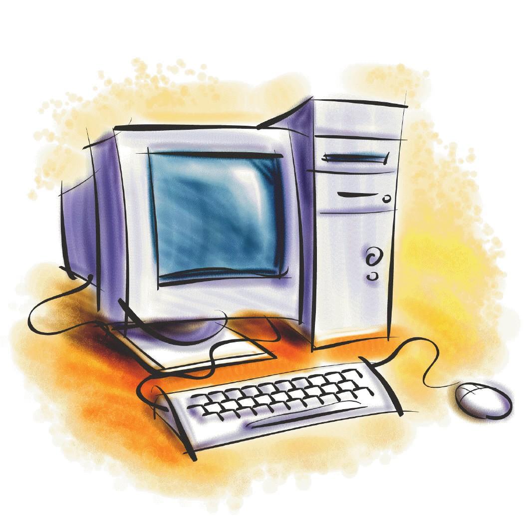 Computer clipart 2