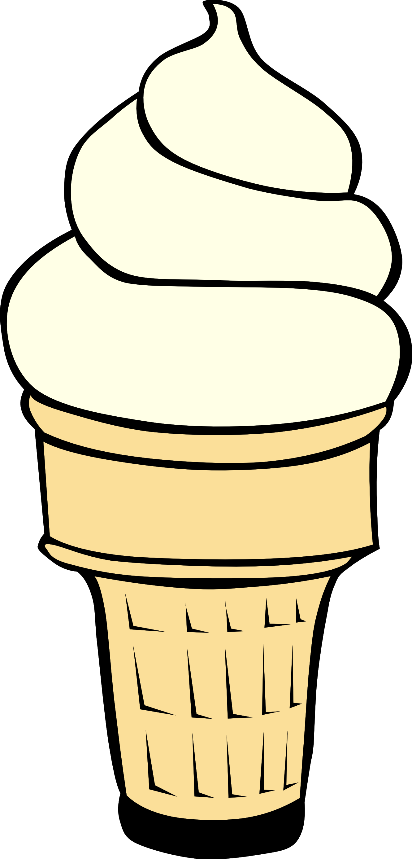 Ice cream cone ice cream clip art clipart