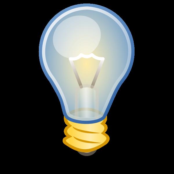 Light bulb pic clipart