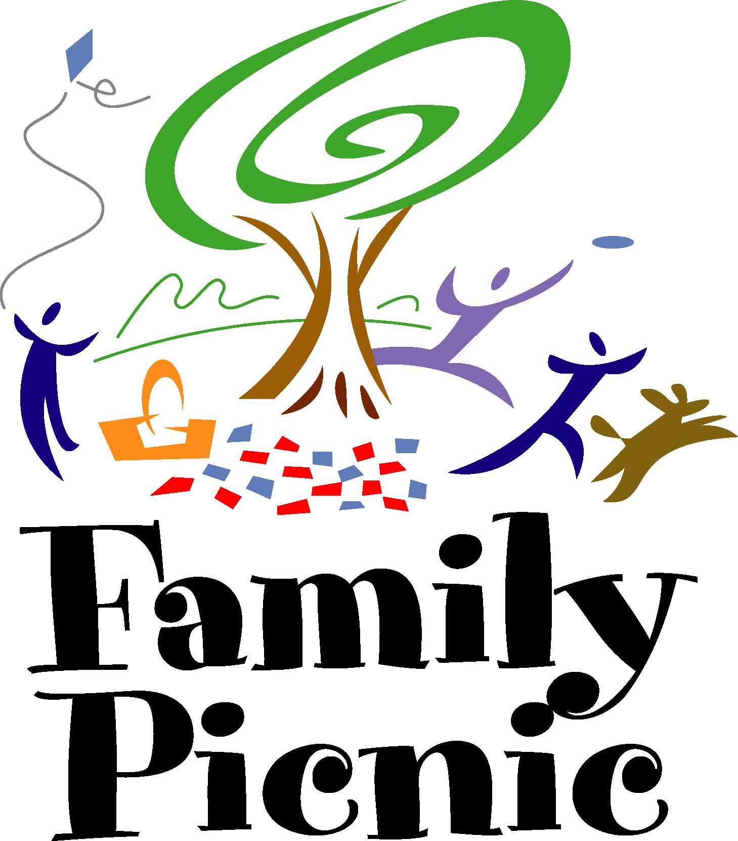 Bbq church picnic clip art clipart