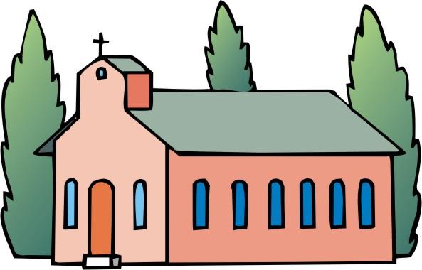Church clip art free clipart 2