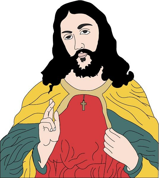 Clip art jesus 2