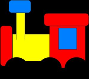 Clip art trains clipart