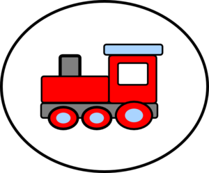 Clipart of train clipart