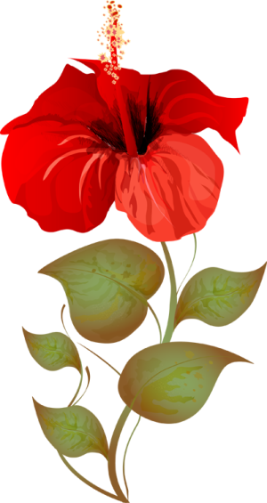 Com clip art free flower clip art