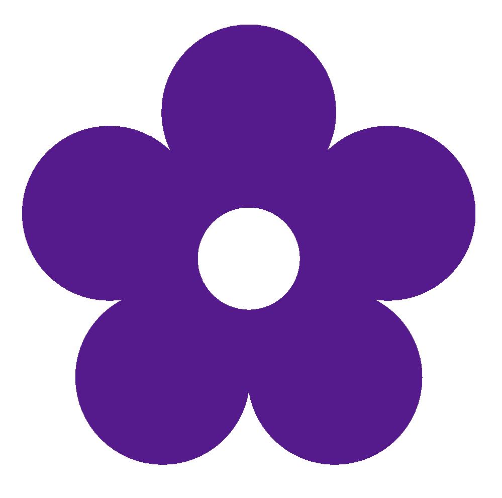Flower clip art 5 dr odd 2