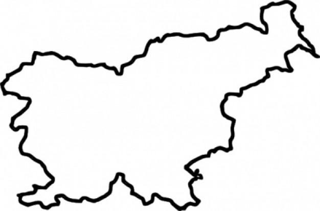 Free clip art maps clipart