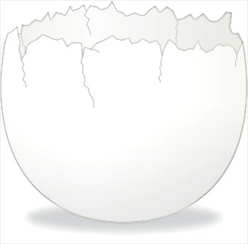 Free cracked egg clipart free clipart graphics images and