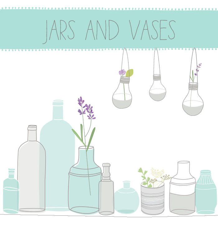 Free mason jar clip art vectors