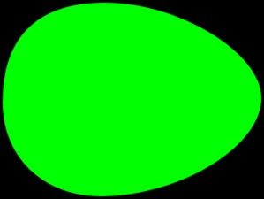 Green egg clip art high quality clip art