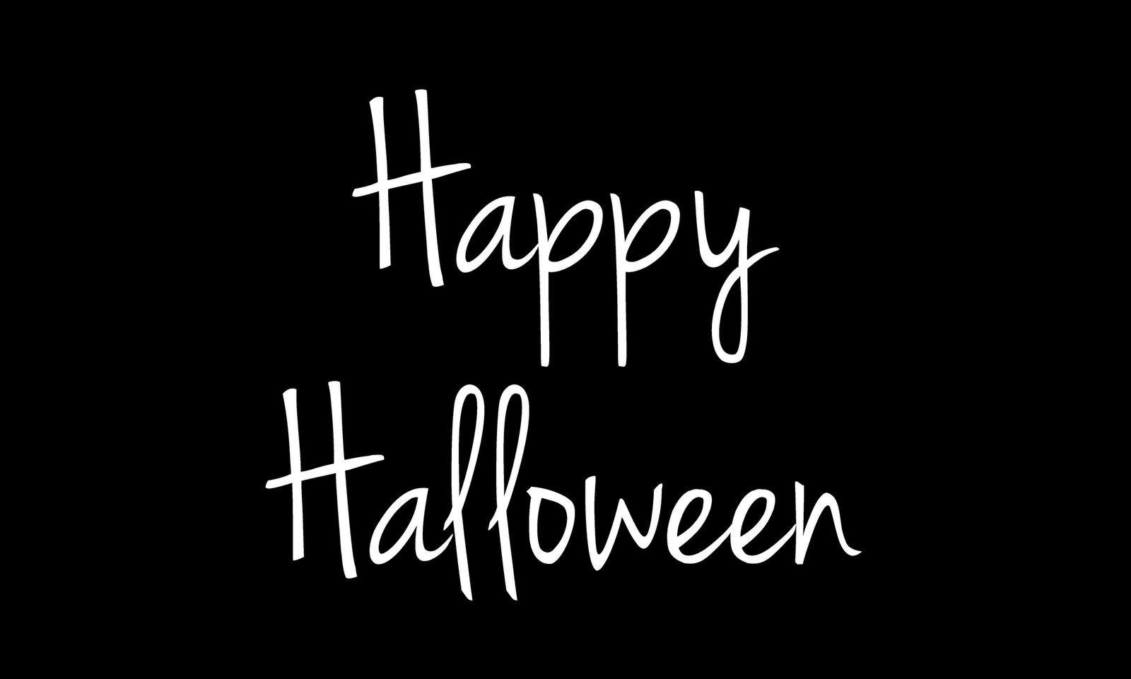 Happy halloween clipart 3 2