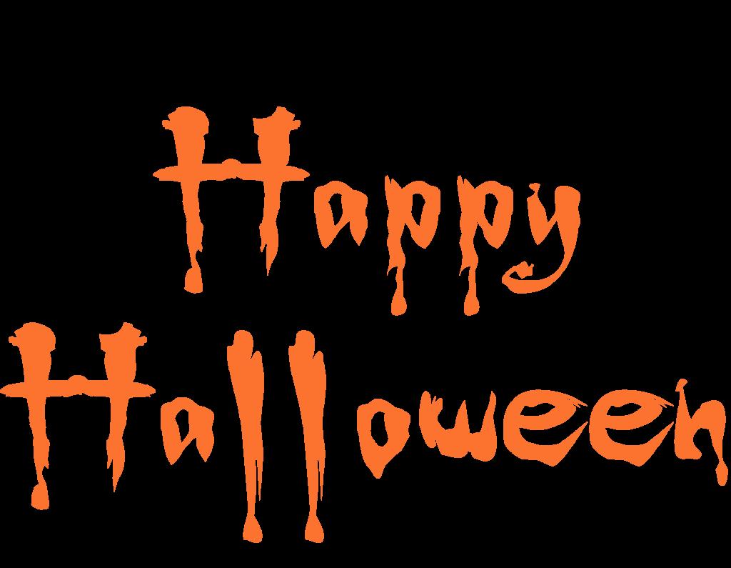 Happy halloween clipart 4