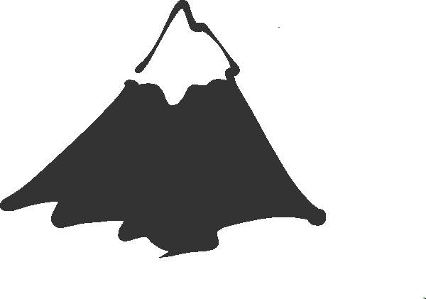 Hidef mountain clip art at vector clip art online