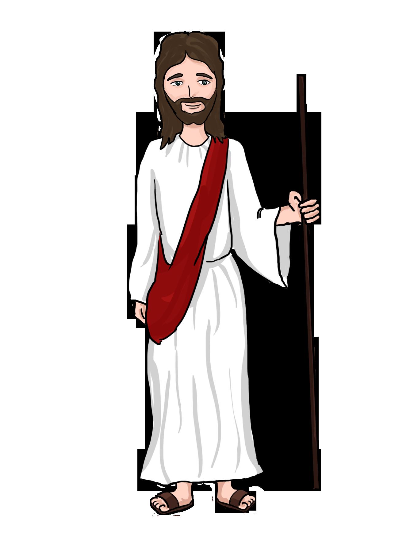 Jesus christ clip art