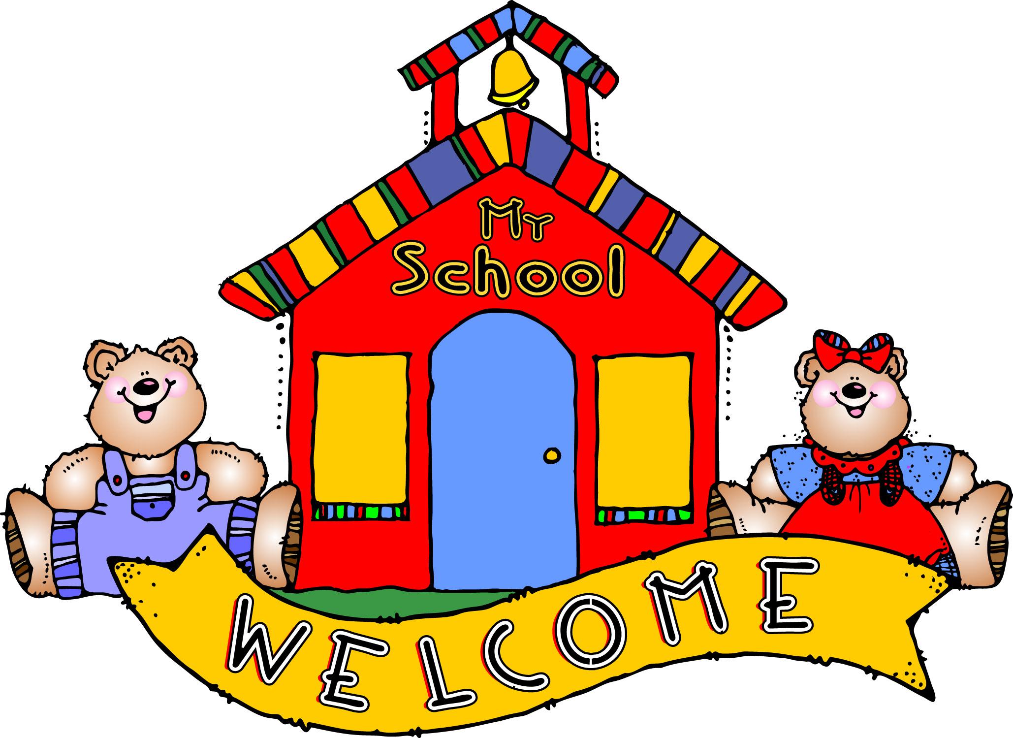 Kindergarten pictures clipart 2
