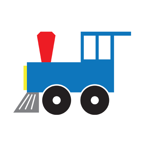 Train clip art designability