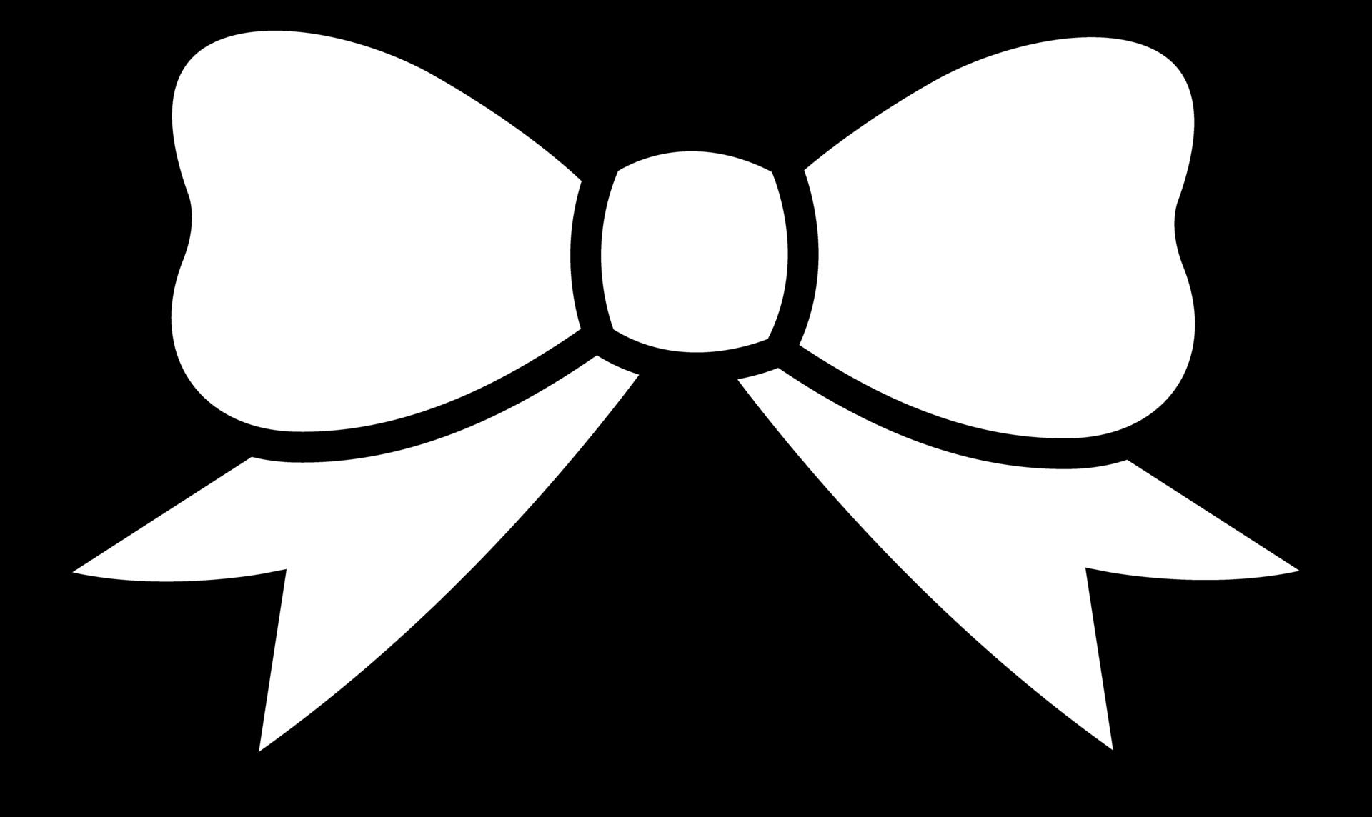 Bow clip art 3