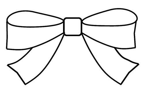 Bow clipart