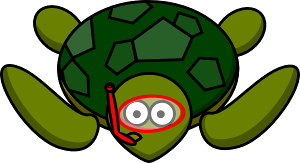 Cartoon turtle clipart free clip art images