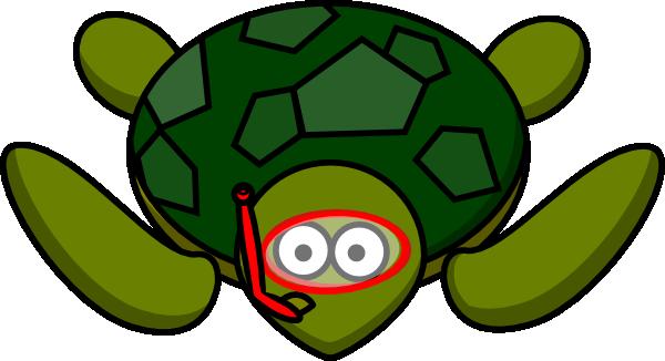 Cartoon turtle clipart free clip art images