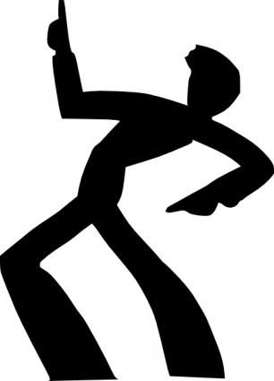 Clipart dance clipart 2