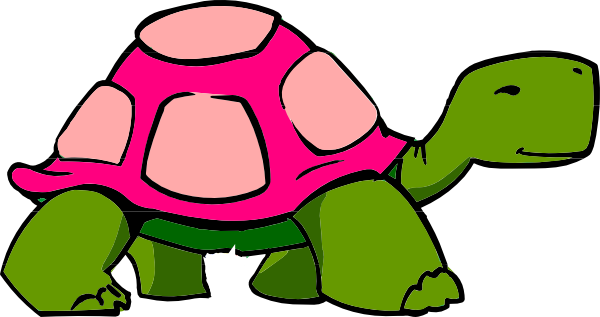 Clipart of a turtle clipart 2
