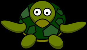 Cute turtle clip art at vector clip art online