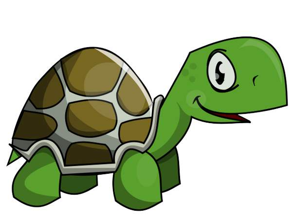 Cute turtle clipart free clip art images