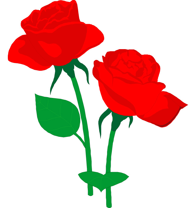 rose clip art sms - photo #18