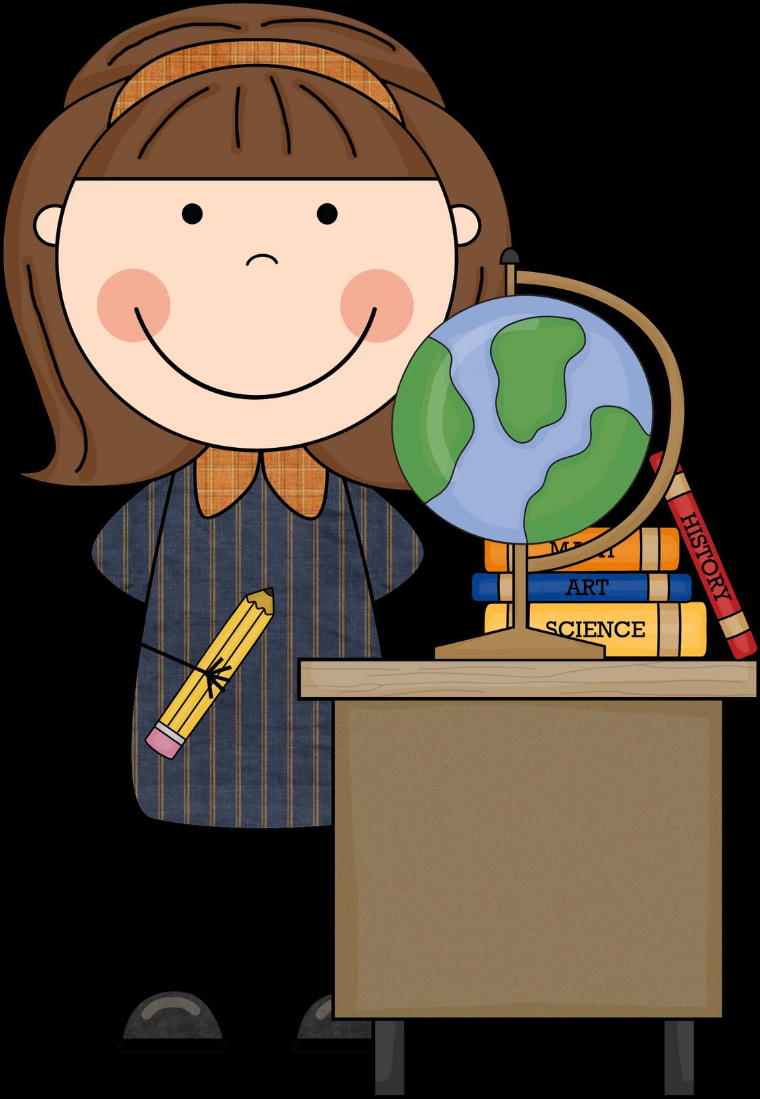 Image teacher clipart