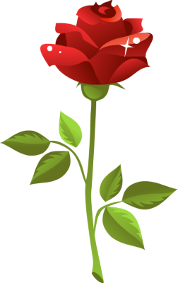 Picture of rose clipart