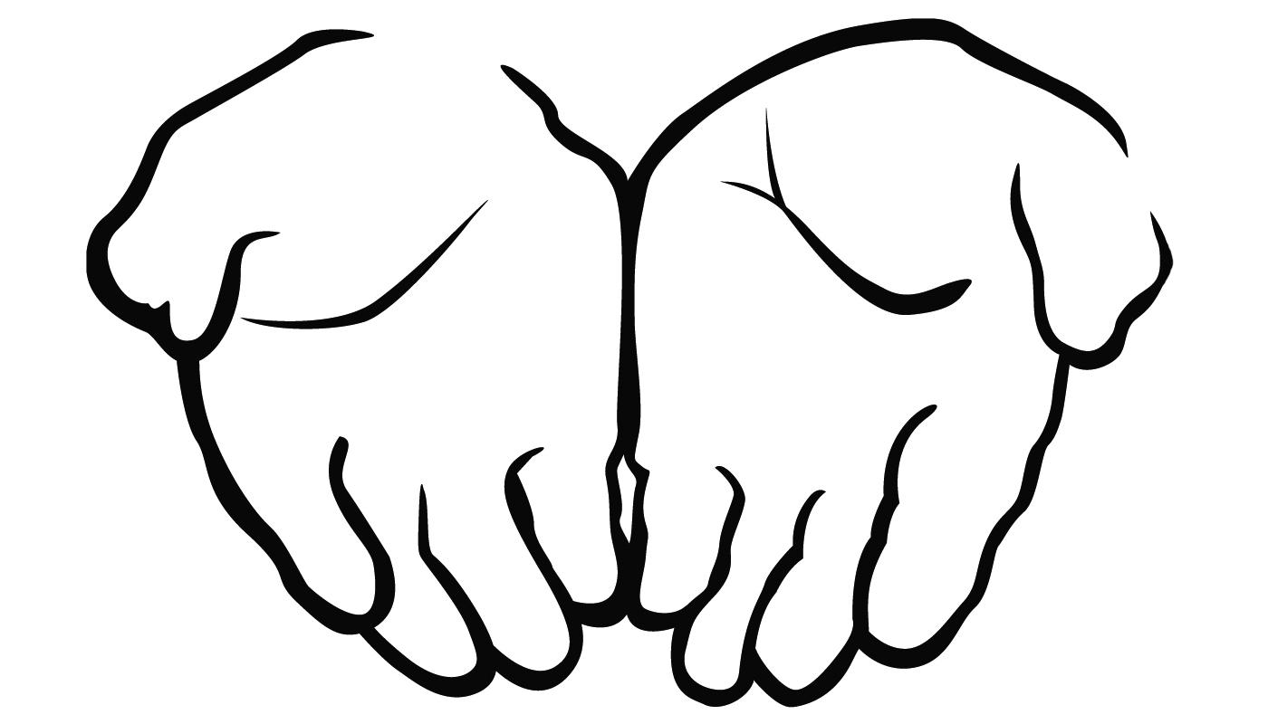 Praying hand prayer hands clipart clipart