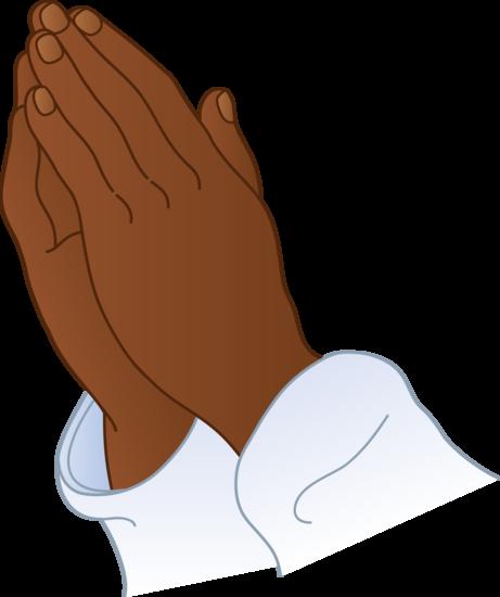 Praying hands 2 free clip art