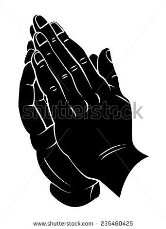 Praying hands stock photos images
