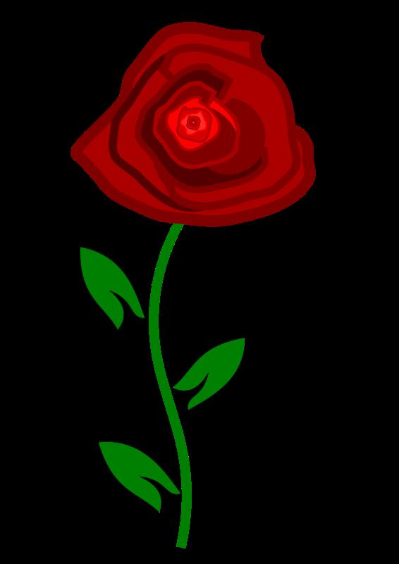 Rose clip art  2