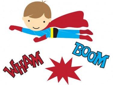 Superhero printables 2