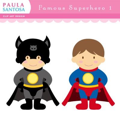 Superhero super hero clip art free