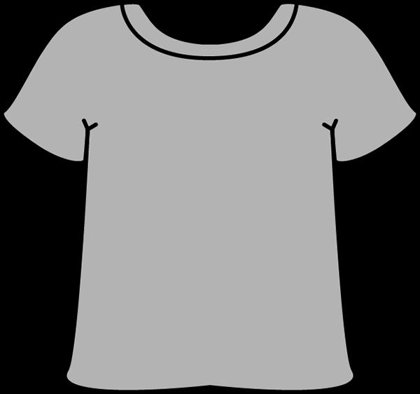 T shirt gray tshirt clip art gray tshirt image