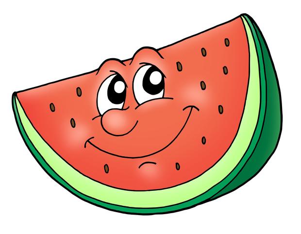 Watermelon clipart christmas clip art