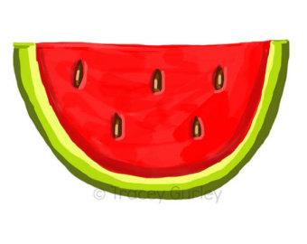Watermelon sorbet clip arts clipart pictures