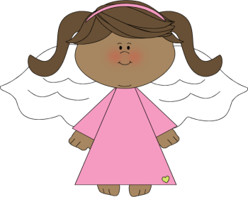Angels clipart clipart image #4450